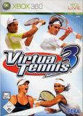 Packshot zu Virtua Tennis 3