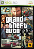 Packshot zu Grand Theft Auto 4