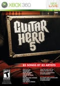 Packshot zu Guitar Hero 5