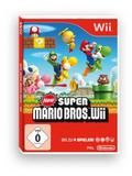 Packshot zu New Super Mario Bros. Wii
