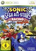 Packshot zu Sonic & SEGA All-Stars Racing