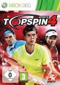 Packshot zu Top Spin 4