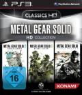 Packshot zu Metal Gear Solid HD Collection