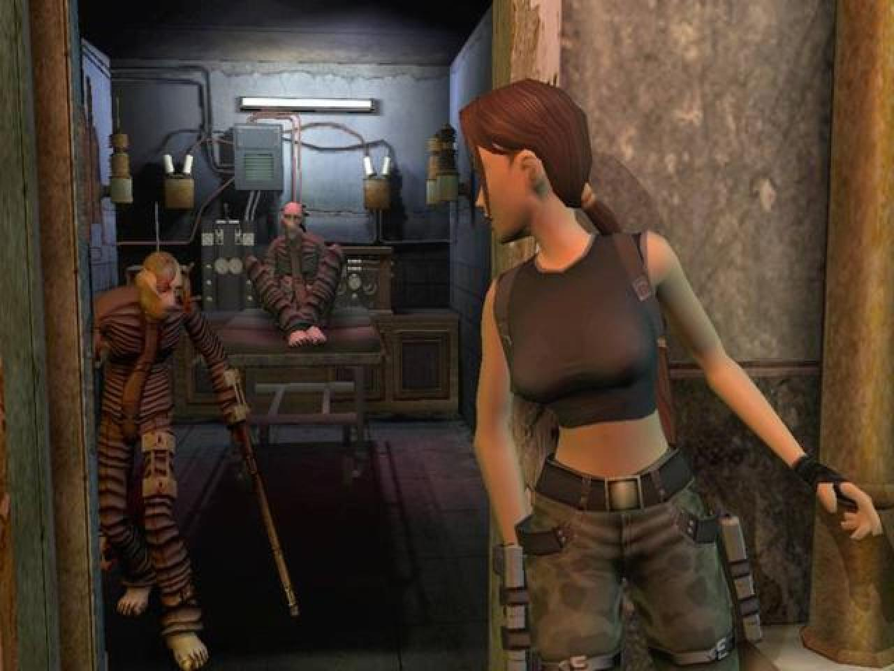 3d lara croft in trouble nude picture
