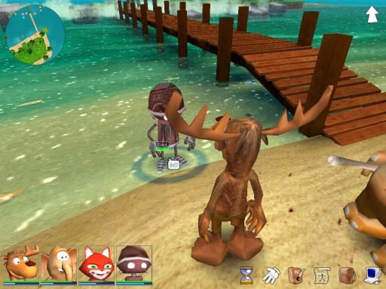 И С Кряком Возвращение На Таинственный Остров 2