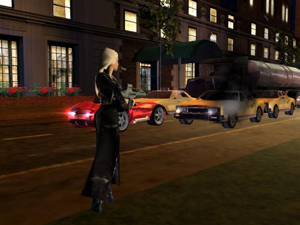 игры езда на машинах по городу: