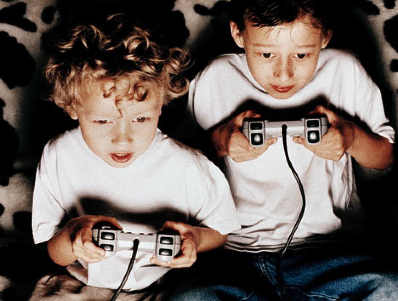 video games bad for kids essay