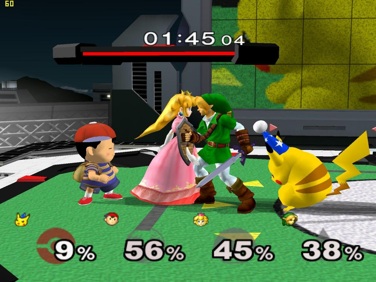 Super Smash Bros Melee Emulator Mac