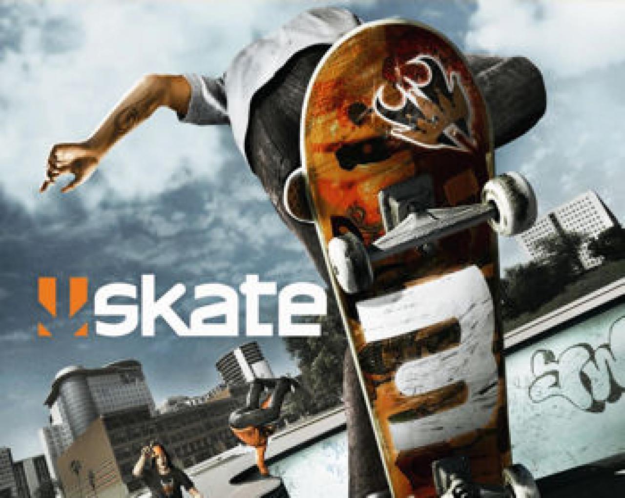 how to create team skate 3