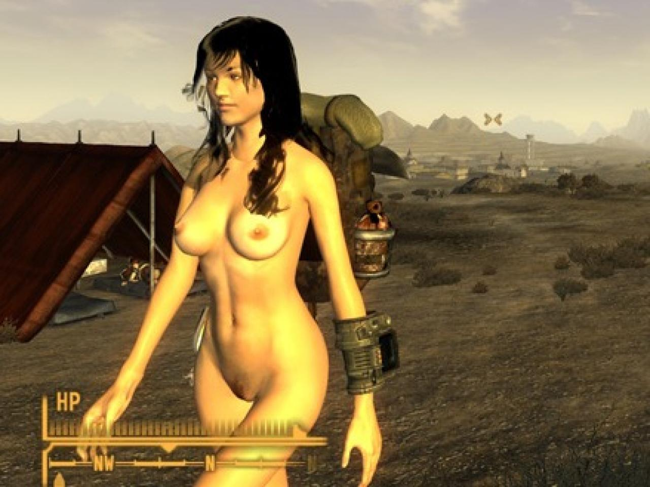 Fallout 3 nude patchh sexual image