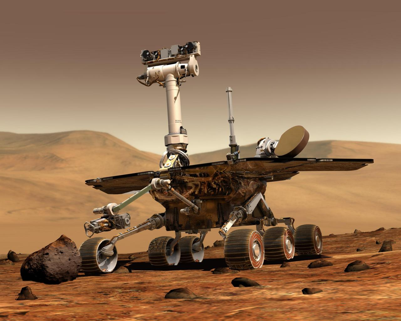 live feed from mars rover - photo #16