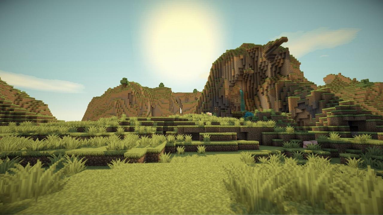 Bilder Von Minecraft. Minecraft Pc Test News Video