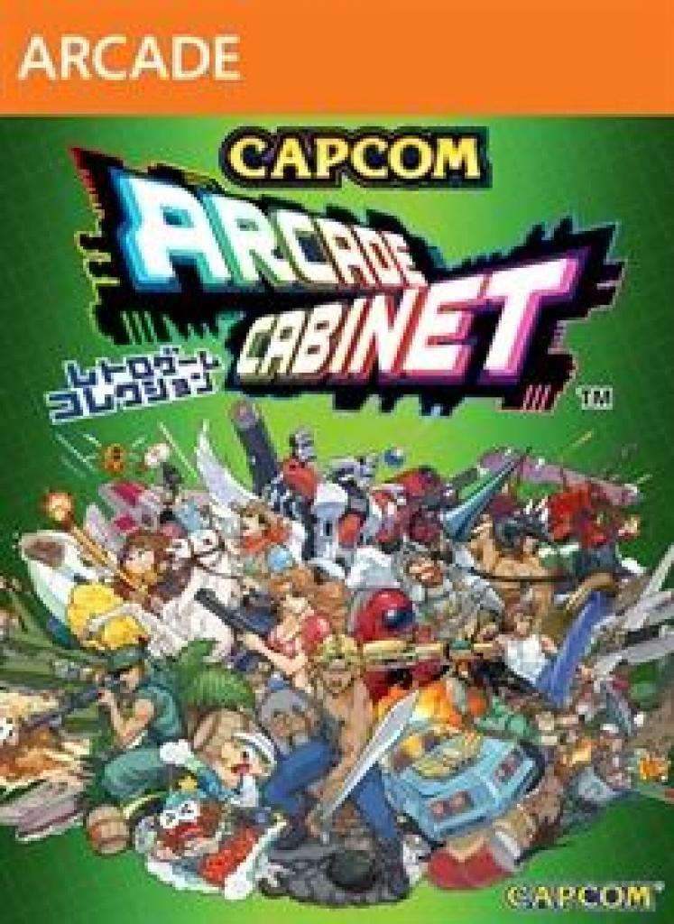 Скачать игру Capcom Arcade Cabinet: All-In-One Pack бесплатно. ИМХОНЕТ.