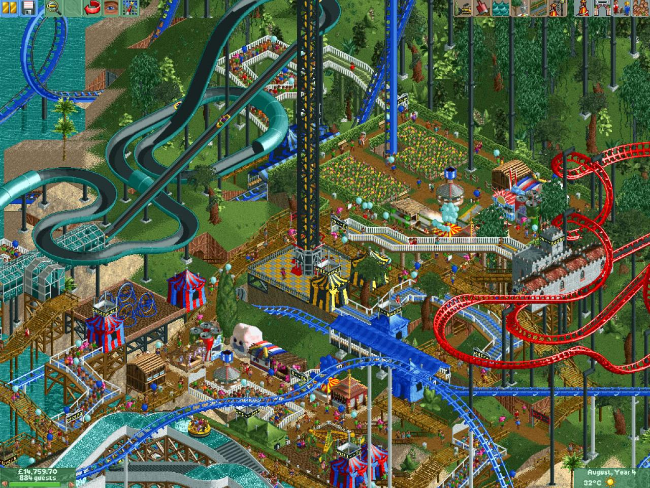 Roller coaster tycoon nude patch porn photos