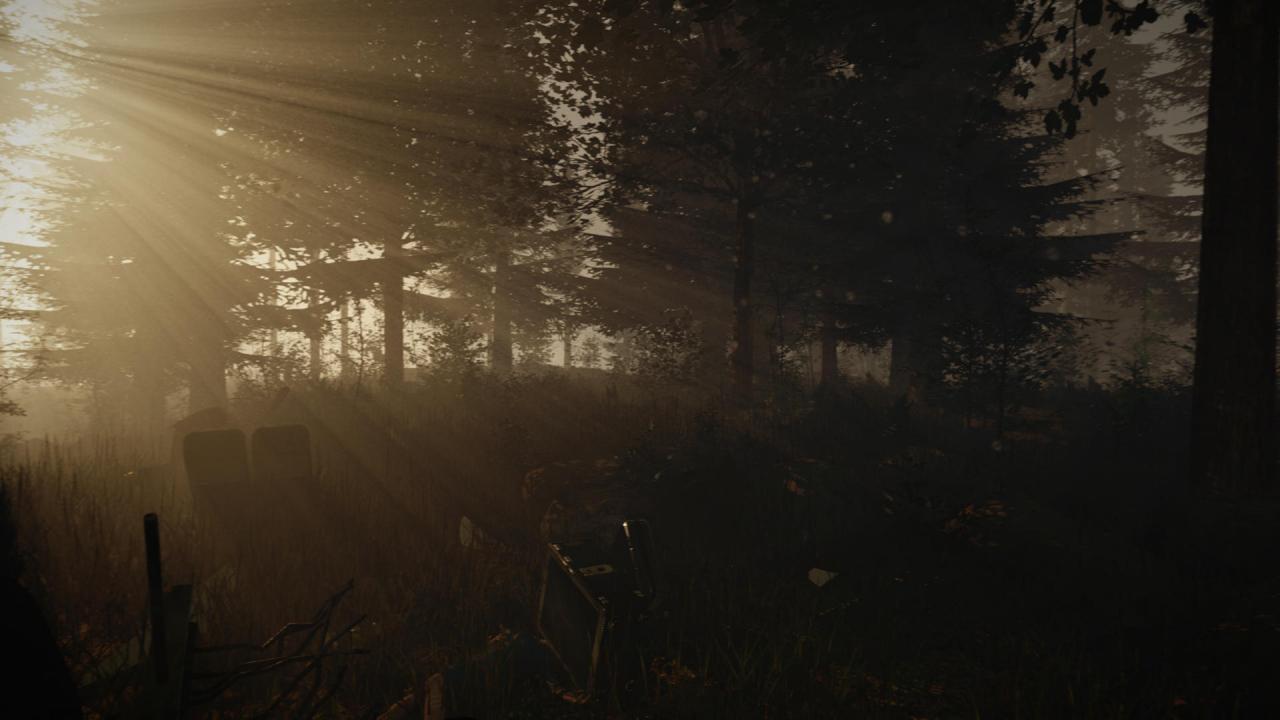 The forest survival horror online ru