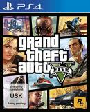 GTA 5 - Grand Theft Auto 5 (PS4)