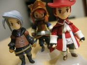 Final Fantasy III: Actionfiguren in Japan