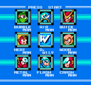 Mega Man 2: Walkthrough von Corlagon