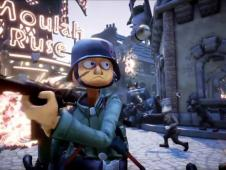World War Toons: Ankündigungstrailer zum Multiplayer-Shooter