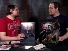 The Witcher 3: Wild Hunt - Collector's Edition im Unboxing-Video