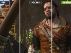 The Witcher 3: Video-Grafikvergleich - PC vs. Xbox One vs. PS4