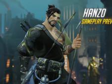 Overwatch: Gameplay-Preview-Trailer mit Samurai Hanzo