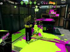 Splatoon: Der neue Turm-Kommando-Modus im Gameplay-Video