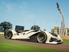 Gran Turismo 6: Update 1.20 zum Goodwood Festival of Speed 2015