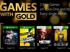 Games with Gold: Im August 2015 mit MGS 5: Ground Zeroes, Metro und mehr