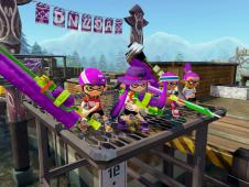 Splatoon: Neue Multiplayer-Map