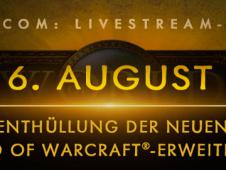 World of WarCraft: Neues Add-On wird auf Gamescom enthüllt