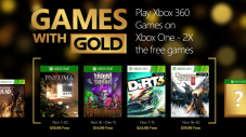 Games with Gold: Im November 2015 mit Pneuma und Dirt 3