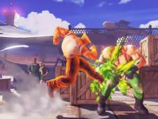 Street Fighter V: Charakter-Trailer stellt Guile vor