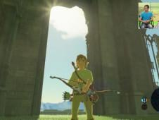 Zelda: Breath of the Wild - 30 Minuten Intro-Spielszenen im Video