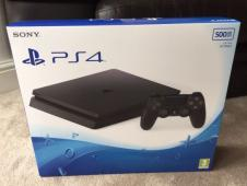 PlayStation 4 Slim: Unboxing-Video & neuer DualShock 4-Controller