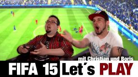 Let's Play FIFA 15: