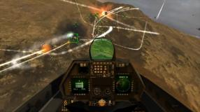 Final Strike: Action-Flugsim im Steam-Greenlight-Trailer