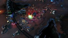 Supernova: Gameplay-Video aus dem MOBA-/RTS-Hybriden