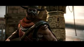 Mortal Kombat X: Erron Black im Trailer