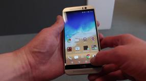 HTC One M9 im Hands-on-Video von Golem.de