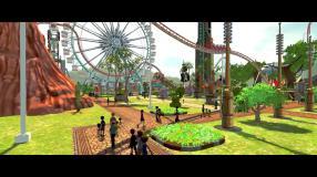Rollercoaster Tycoon World - Erster Gameplay-Trailer zur Freizeitpark-Simulation