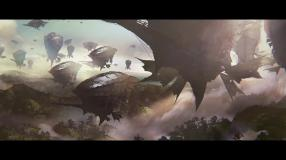 Guild Wars 2: Heart of Thorns - Cinematic Zerstörung der Flotte