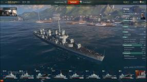 World of Warships: buffed Shipyard - Folge 9: USS Fletcher (Tier IX)