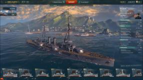World of Warships: buffed Shipyard - Folge 11: IJN Kawachi ( Tier III)
