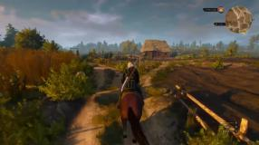 The Witcher 3: Gameplay-Video zur PS4-Version - Landschaften, Inventar, Kämpfe