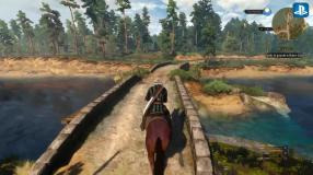 The Witcher 3: Neues Video mit reinen Gameplay-Szenen aus der PS4-Version