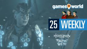 Switch Design-Fehler, Diablo 3 Patch und Horizon - die Gamesworld Weekly News Show KW 25