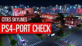 Cities: Skylines - Der PS4-Port im Video-Check