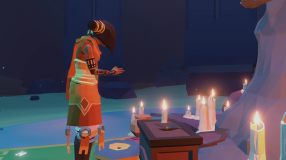AER: Memories of Old - Das pastellige Low-Poly-Adventure im PC-Games-Test