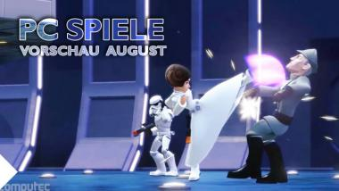 Video-Monatsvorschau August-Releases für PC: Disney Infinity 3.0, Satellite Reign, Shadowrun: Hong Kong
